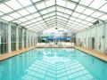Enjoy a Swim in the Indoor Pool at Plantation Resort in Myrtle Beach