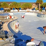 More Improvements – Working Diligently to Make the Resort a Better Place to Vacation!