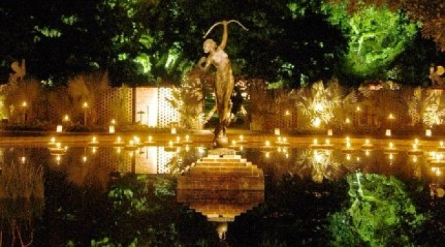 Brookgreen Gardens 39 Nights Of A Thousand Candles Plantation Resort
