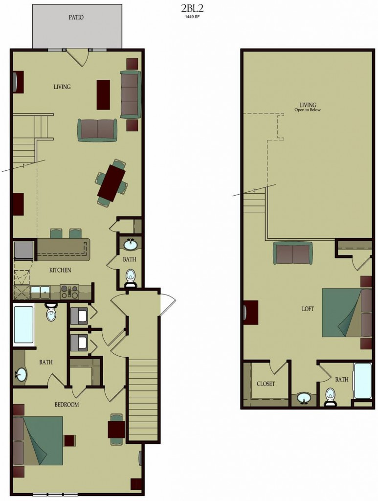 Reservation tip 1 all rooms are not created equal room for 2 bedroom with loft