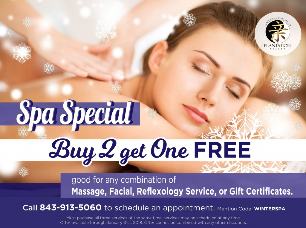 Mother Earth Day Spa Winter Special1 copy