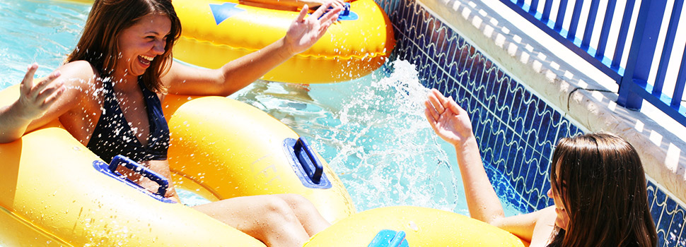 FAQ - Our Answers to your most frequently asked Questions - Enjoy Plantation Resort's Lazy River during your Myrtle Beach vacation!