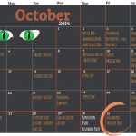 Boo! Fun and Frightful Things to Do in October!