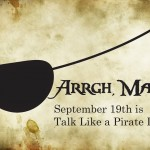 A Pirate's Life for Me-Fun Things to Do in Myrtle Beach for Talk Like a Pirate Day!