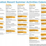 Plan for Family Fun Month at Plantation Resort