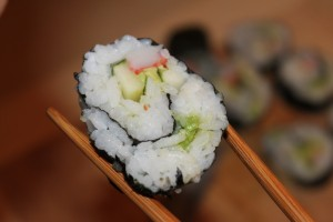 Learn to Roll Sushi during your Myrtle Beach Vacation at Plantation Resort