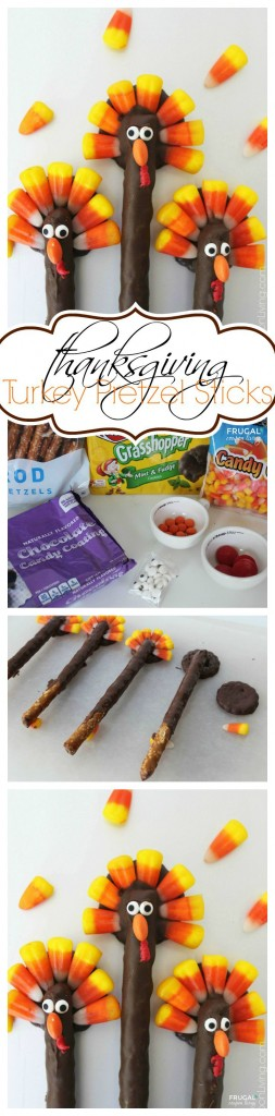 Great recipes for your extra Halloween candy.