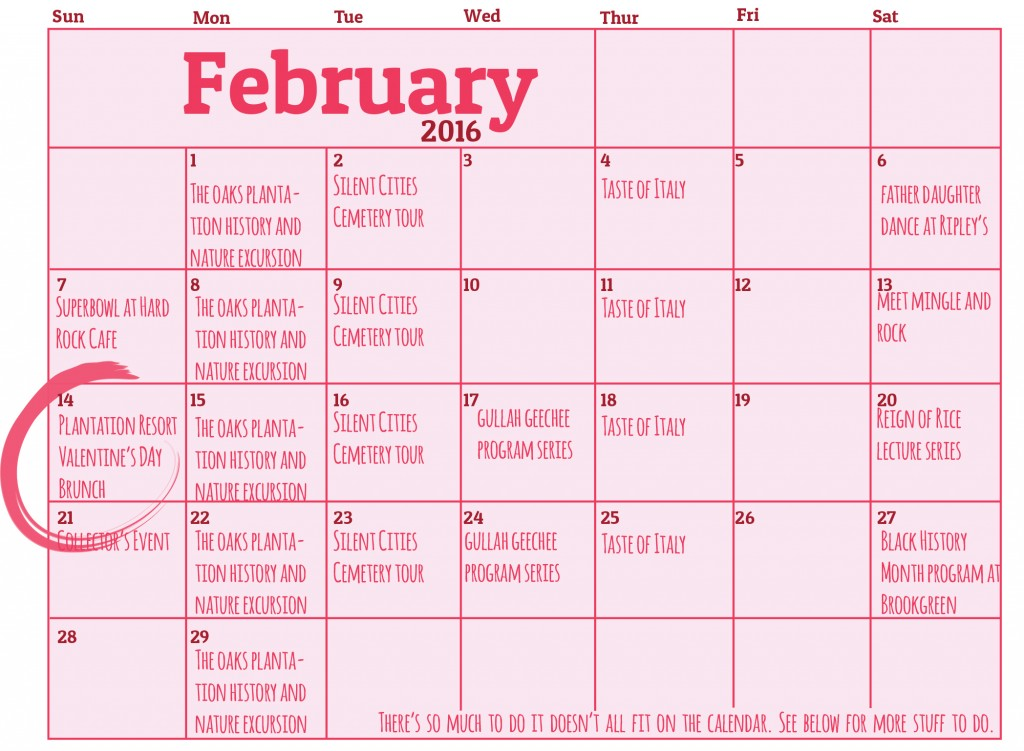Myrtle Beach Events In February