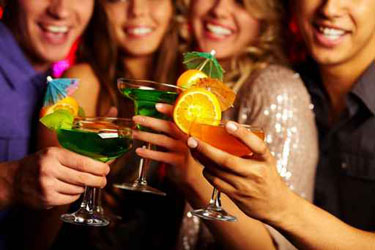 Myrtle Beach Women's Weekend - Drinks out on the town