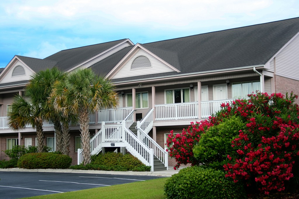 Vacation in Myrtle Beach at Plantation Resort's spacious Presidential Villas 3 Bedroom 3 Bath Condominiums