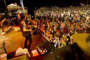 Attend Beach, Boogie & BBQ Festival while on Vacation at Plantation Resort in Myrtle Beach