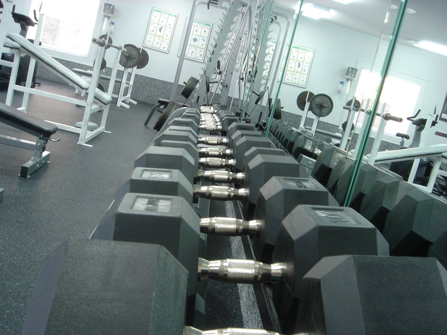 Work Outs are a Breeze at Plantation Resort while on Vacation in Myrtle Beach!