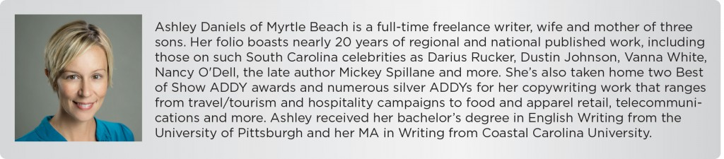 Ashley Daniels bio: Plantation Resort guests get discount on golf at Prestwick Country Club on vacation in Myrtle Beach.