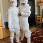 Last Minute Halloween Costumes While on Vacation