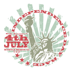 Enjoy the Independence Day 8K event while on vacation in Myrtle Beach at Plantation Resort!