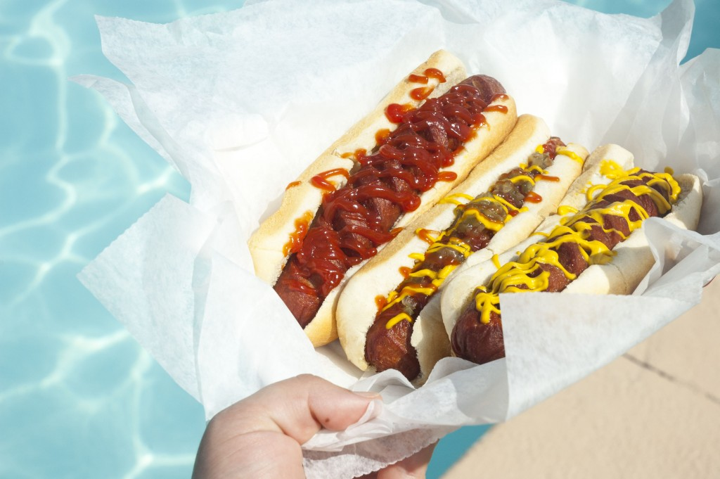 Enjoy National hot dog day while on your Myrtle Beach vacation while staying at Plantation Resort.