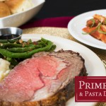 Prime Rib & Pasta Dinner at Plantation Resort