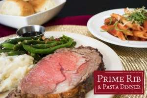 Enjoy October events like Plantation Resort's Prime Rib and Pasta Dinner this fall while on vacation in Myrtle Beach at Plantation Resort!