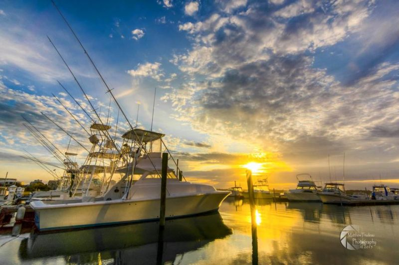Enjoy your Myrtle Beach vacation by staying at Plantation Resort and catching lots of fish!