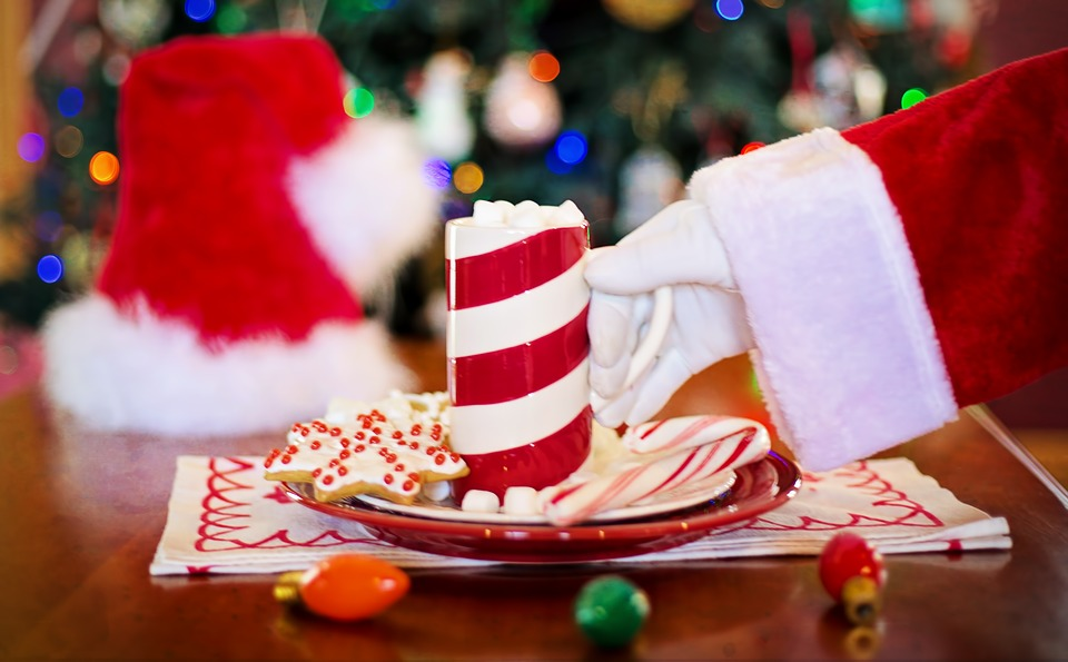 Visit with Santa during your Myrtle Beach vacation at Plantation Resort.