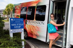 Improve your health by taking a Myrtle Beach vacation to Plantation Resort.