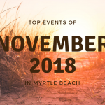 November Calendar of Events 2018