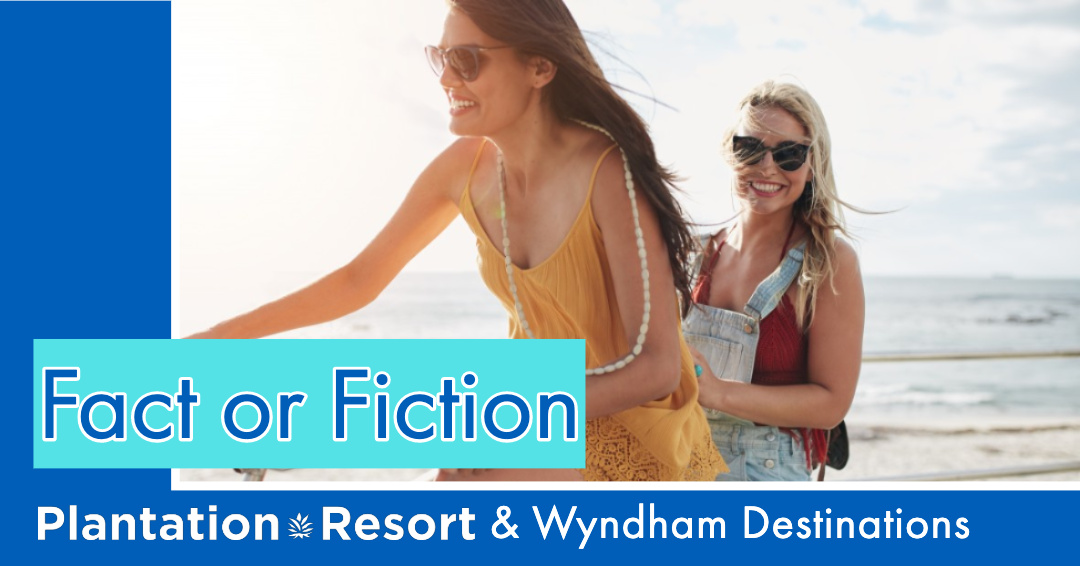 Enjoy your Myrtle Beach vacation using the wonderful Plantation Resort and Wyndham Destinations partnership!