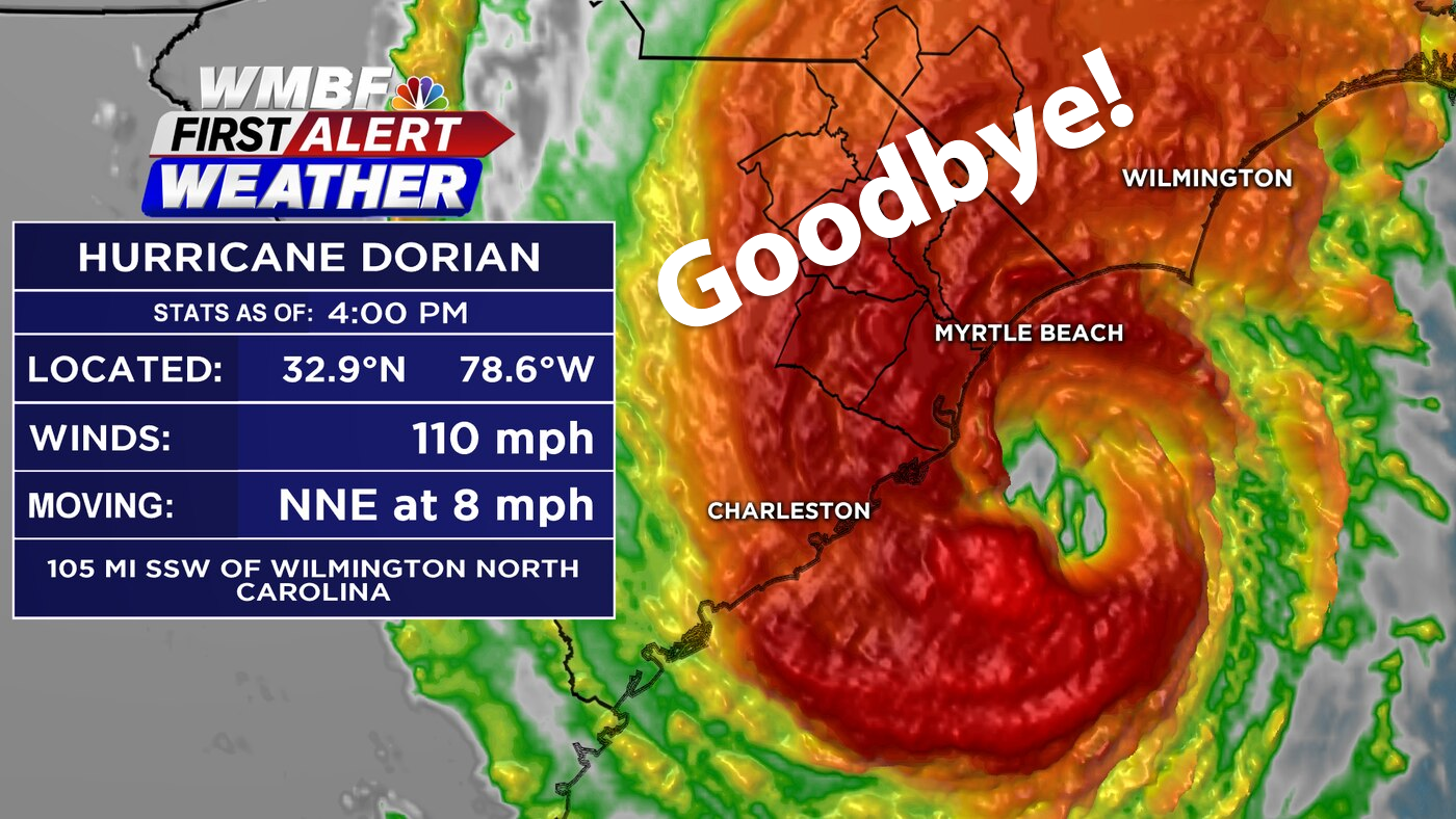 Hurricane Dorian Update: We are now open to welcome you to your Myrtle Beach Vacation at Plantation Resort!