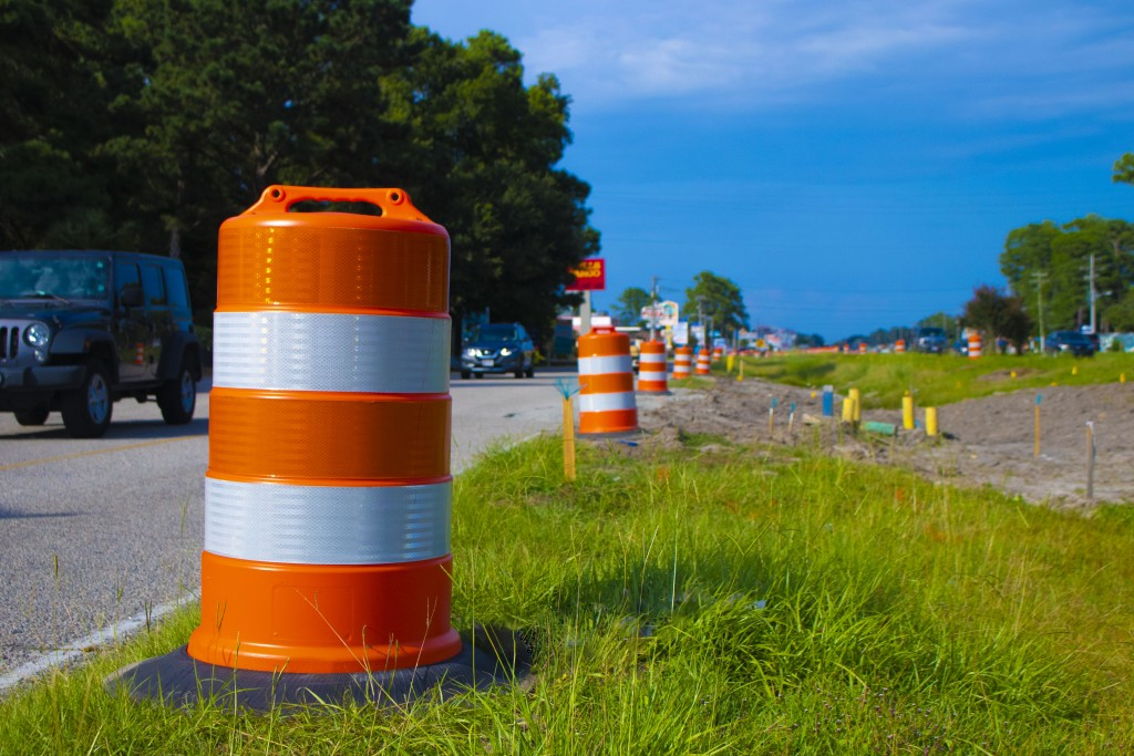 Frontage Road construction information to help you arrive safely to your Plantation Resort Myrtle Beach vacation.