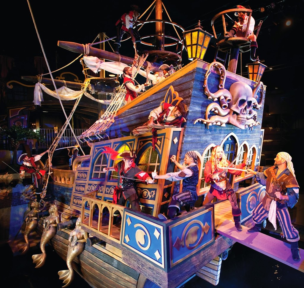 At Pirate S Voyage Every Day Is Talk Like A One Of Our Favorite Y Things To Do See The Pirates Dinner And Show